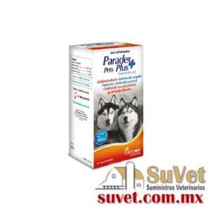 Paradex Pets Plus 100 ml frasco de 100 ml - SUVET