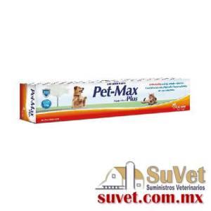 Pet Max Plus 15 g tubo de 15 gr - SUVET