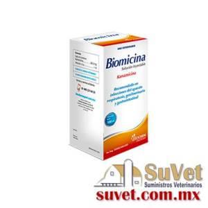 Biomicina 100 ml frasco de 100 ml - SUVET