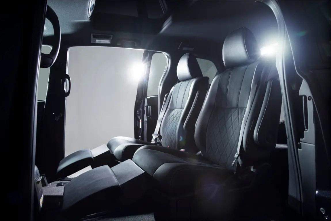 2021 Toyota Estima Price