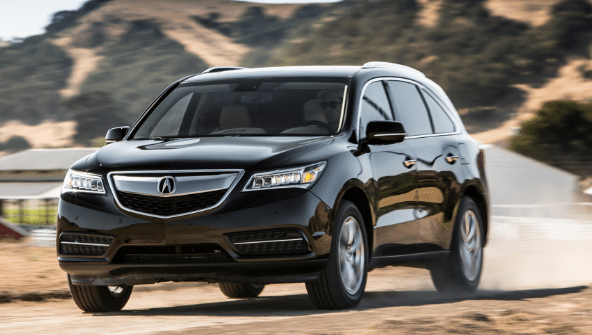 2020 Acura Mdx Price Redesign And Release Date Suv Models