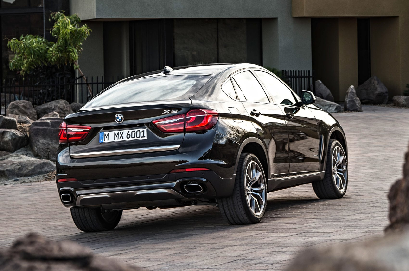 2018 bmw x6 front wallpaper autocar release preview Spy Photos