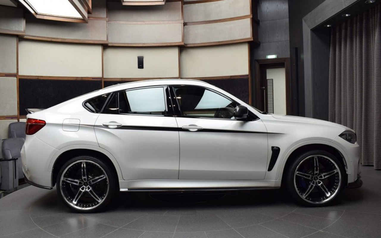 2018 bmw x6 m side view cars coming out Engine