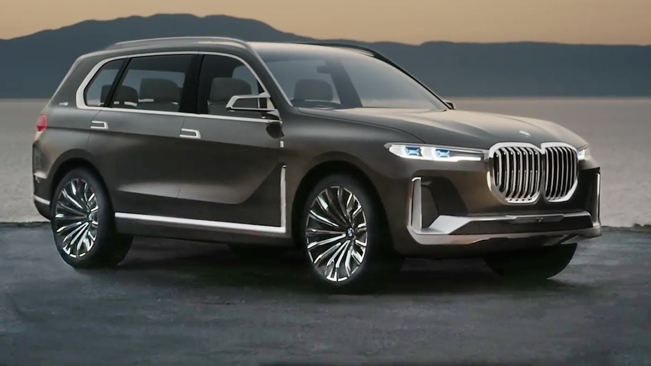2019 BMW X7 Redesign