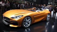 2019 BMW Z4 Spy Shots