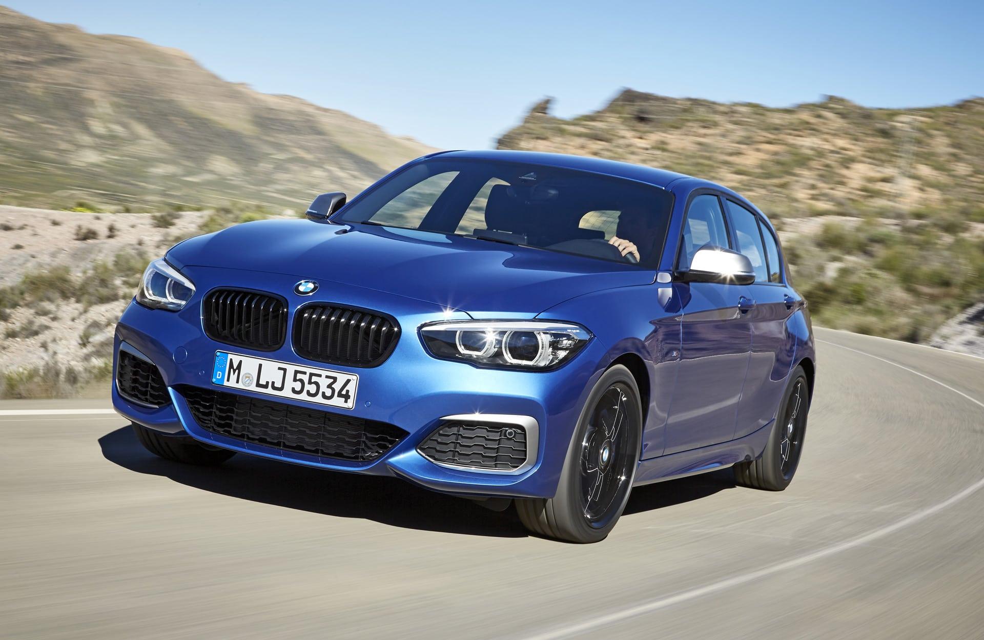 2020 BMW 1 Series Powertrain