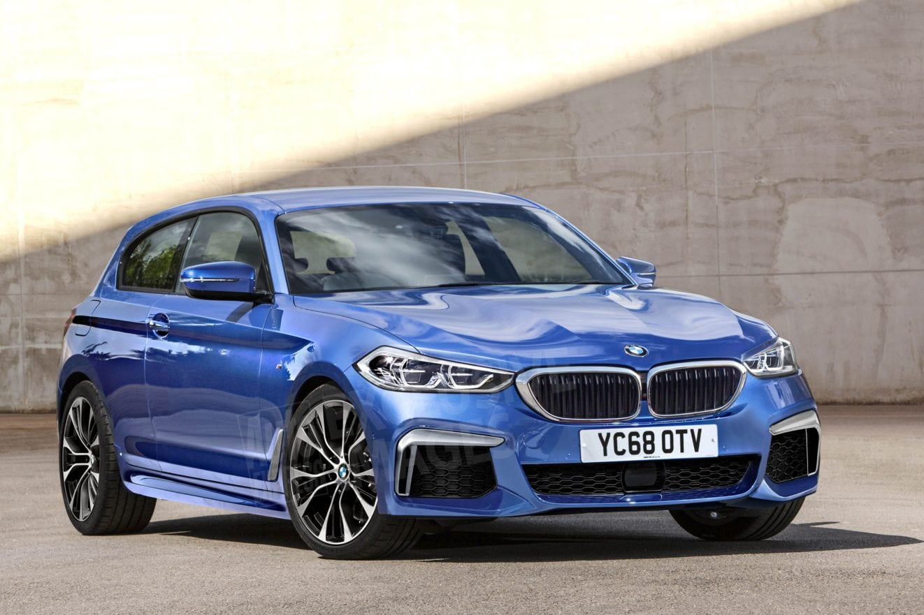 2020 BMW 1 Wallpaper