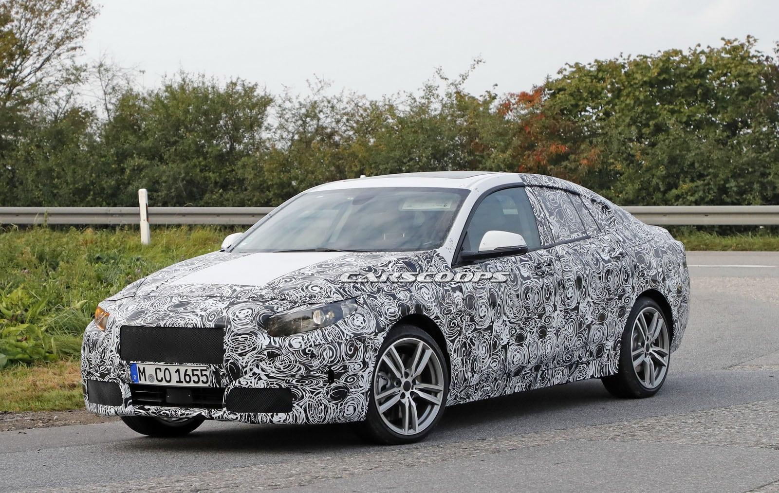 2020 BMW 2 Series Concept
