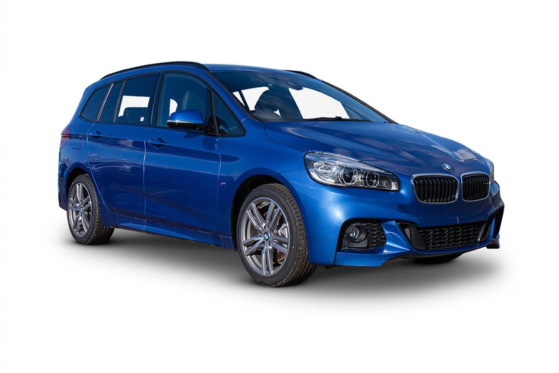 2020 BMW 2 Series Gran Tourer Engine