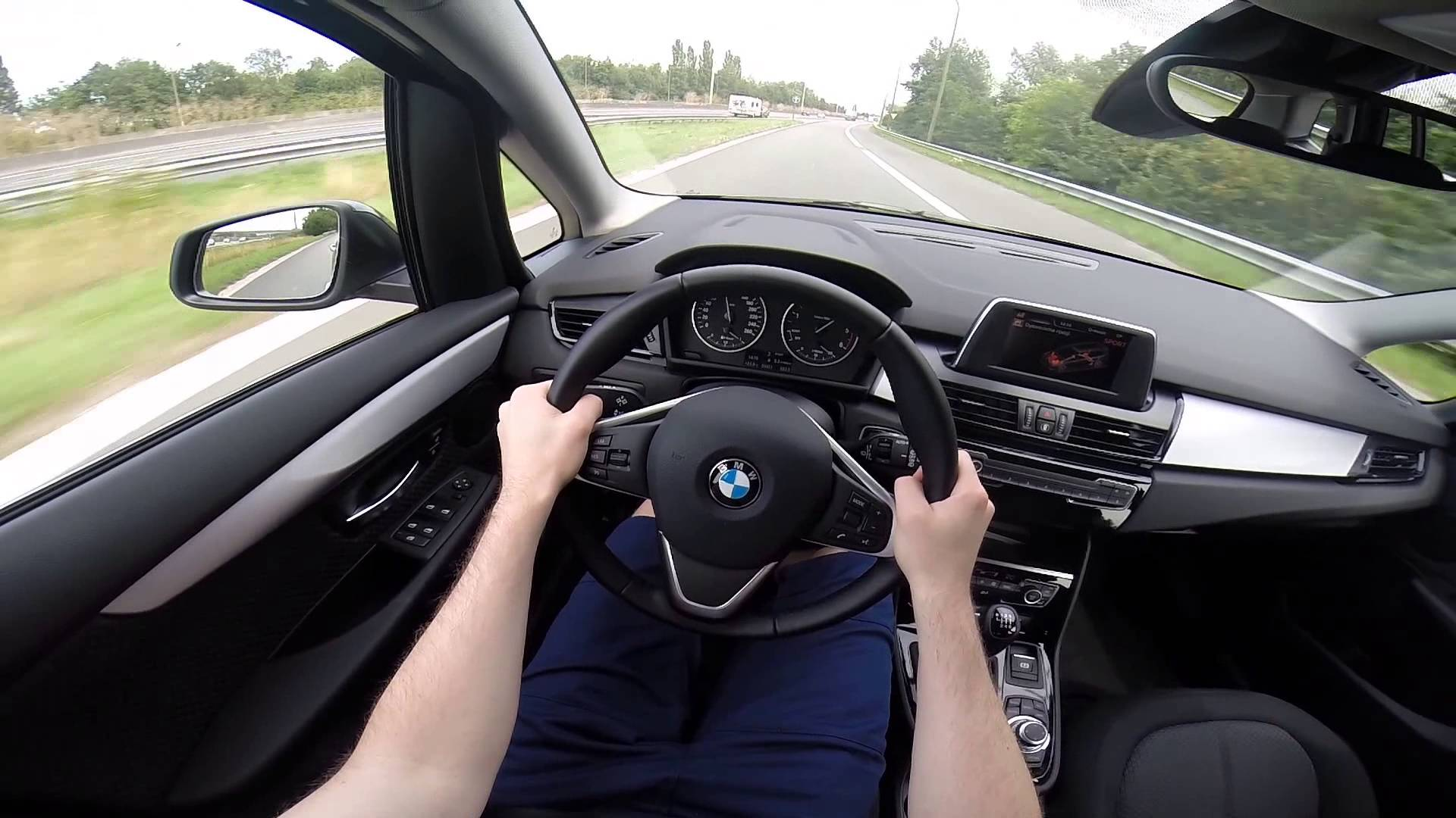 2020 BMW 2 Series Gran Tourer Spy Shots