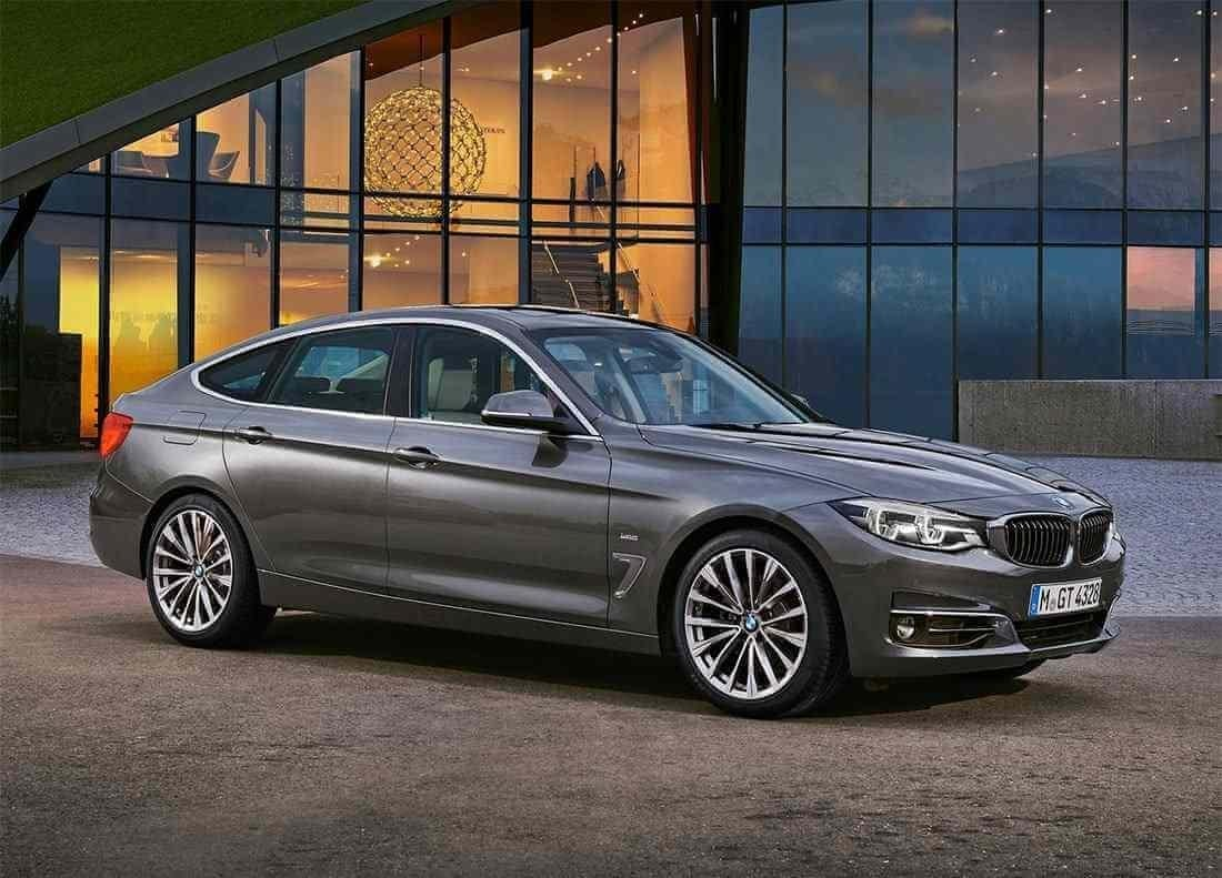 2020 BMW 3 Series Gran Turismo Images