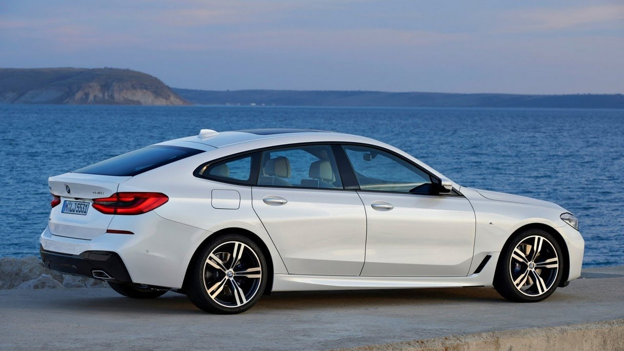 2020 BMW 3 Series Gran Turismo Powertrain