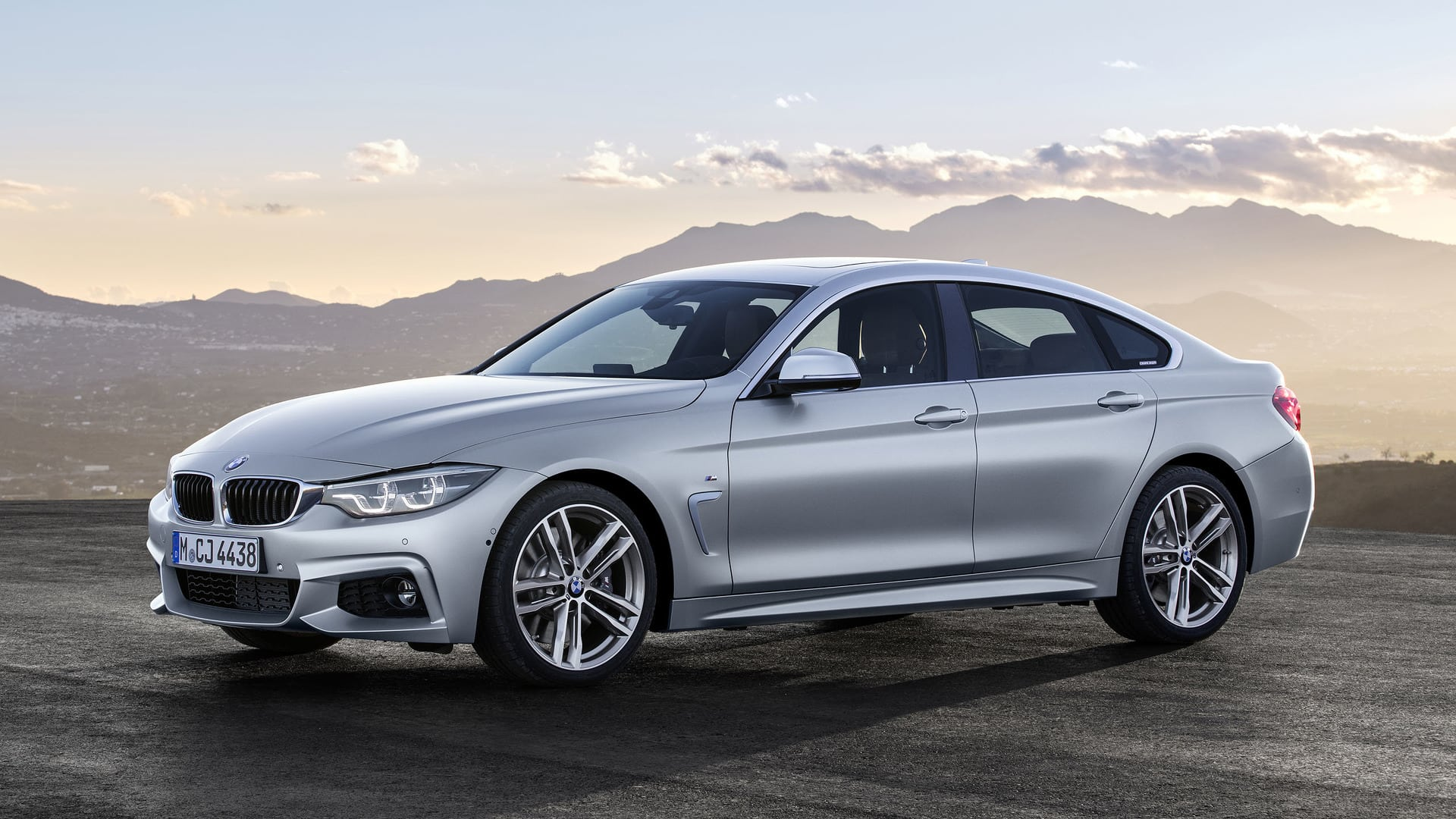 2020 BMW 4 Series Coupe Powertrain