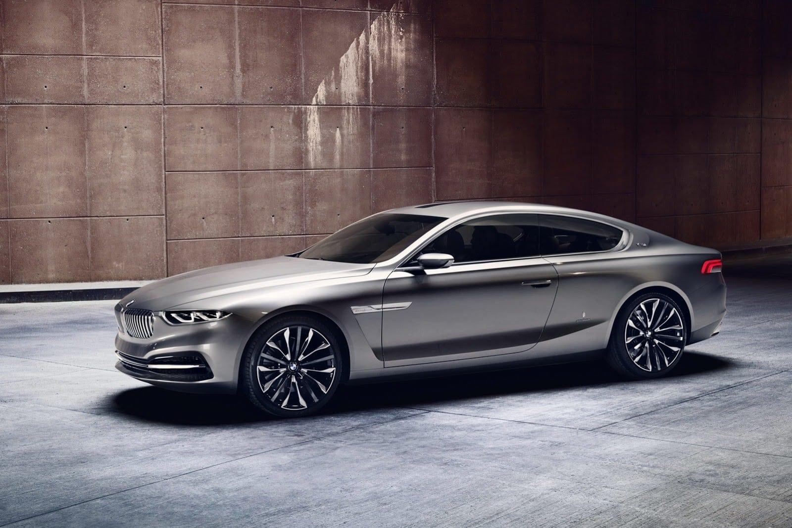 2020 BMW 6 Series Engine