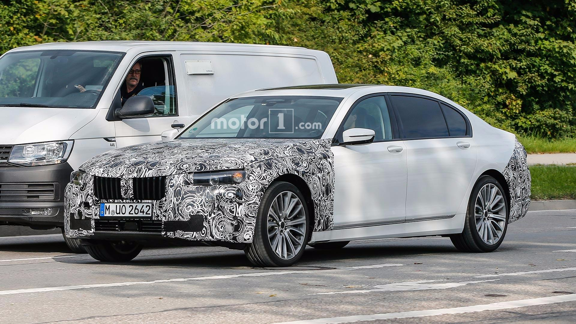 2020 BMW 7 Series Images