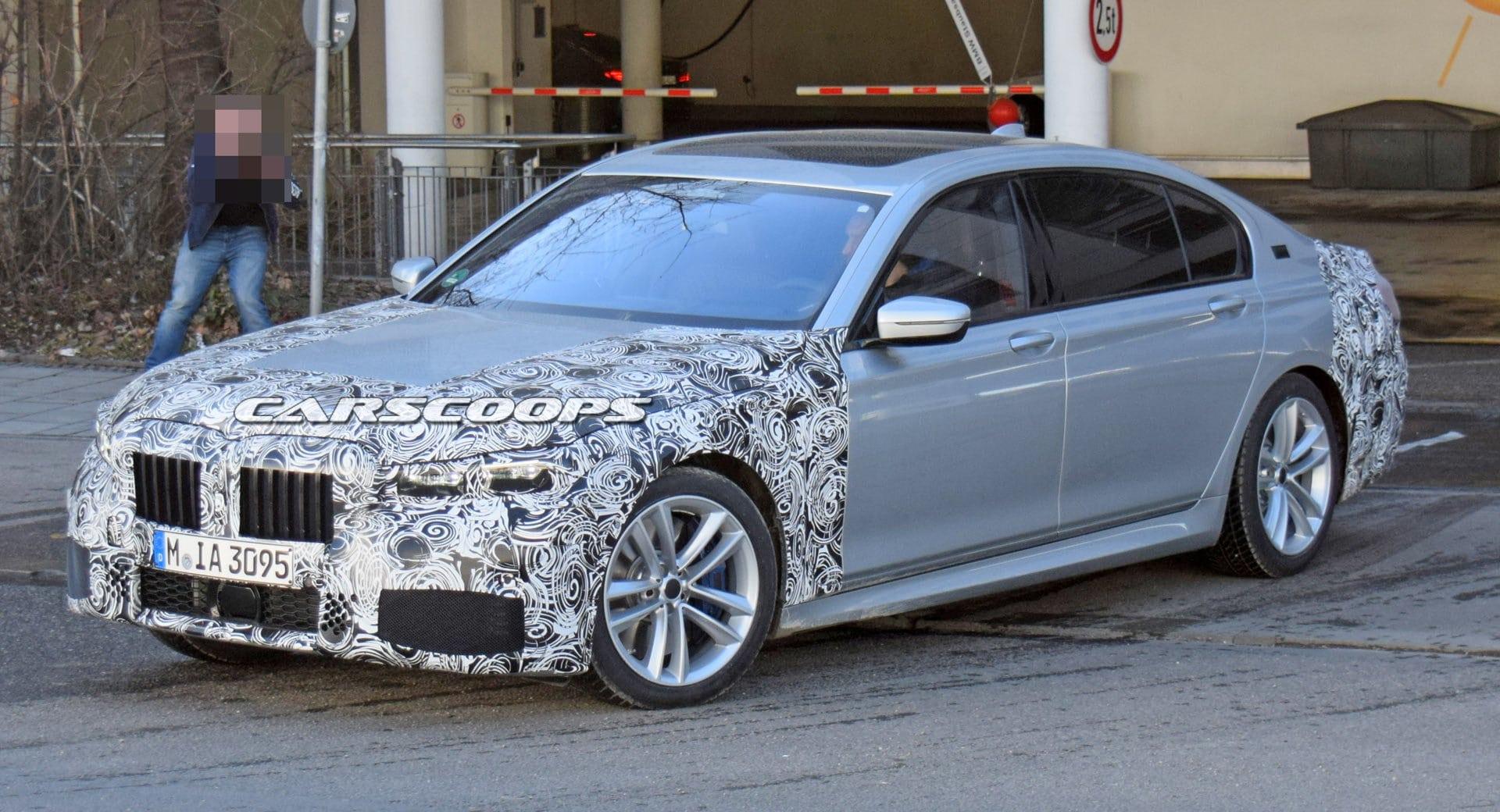 2020 BMW 7 Series Powertrain