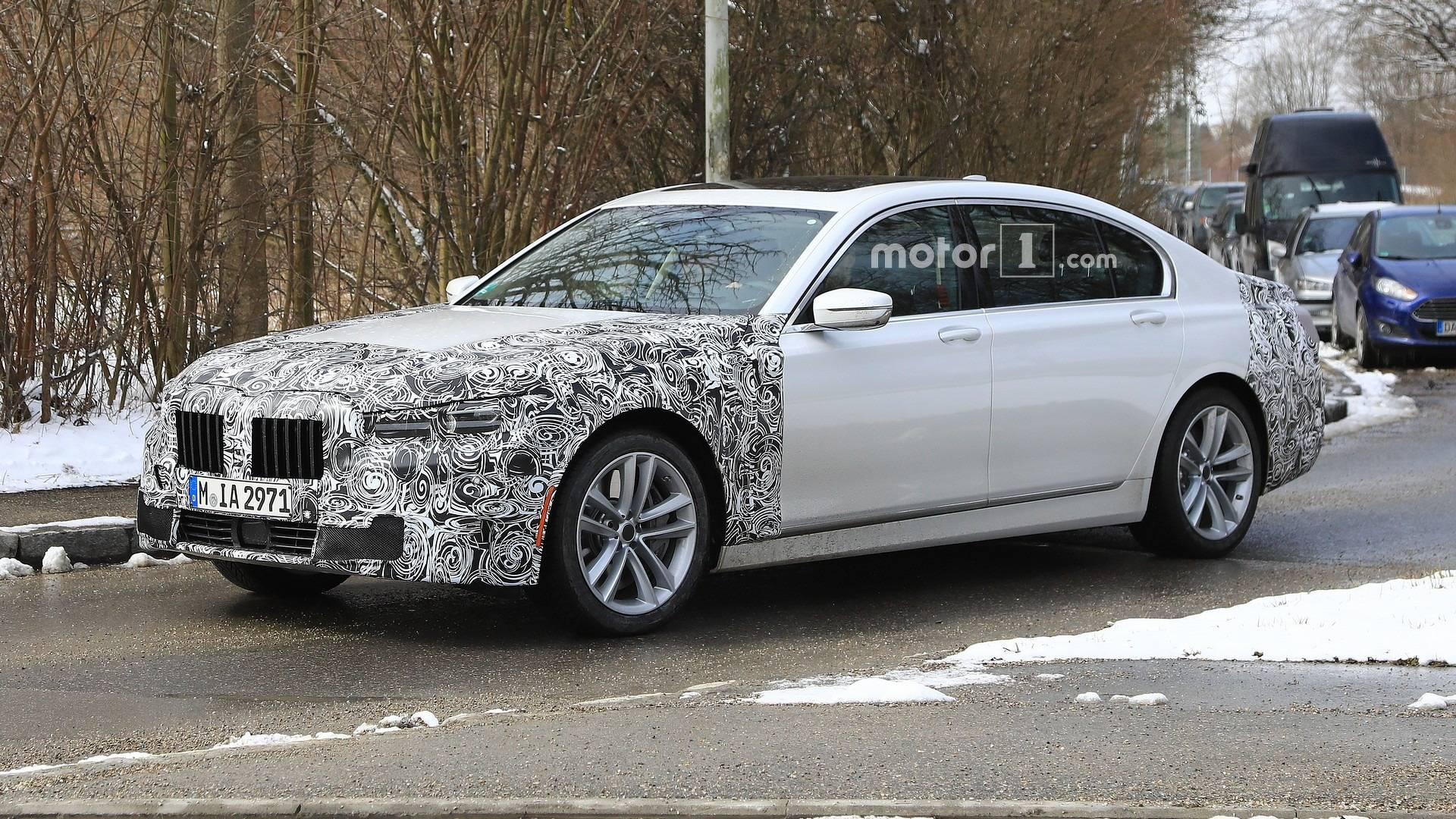 2020 BMW 7 Series Wallpaper