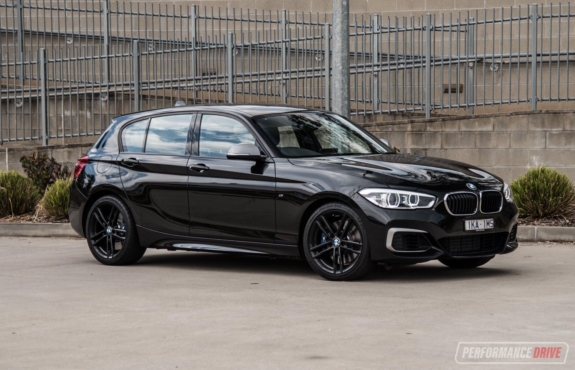 2020 BMW M140i Interior