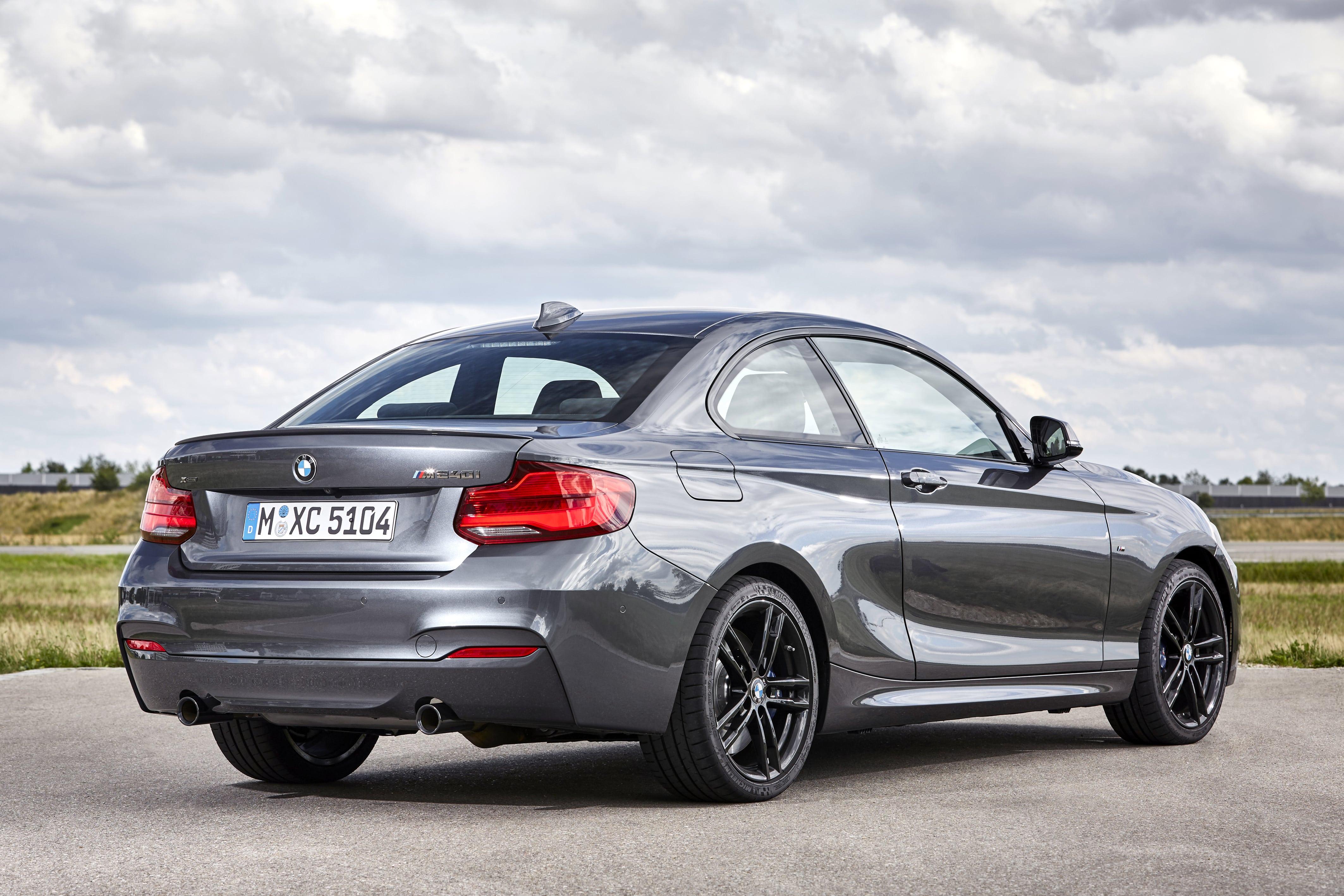 2020 BMW M140i Powertrain