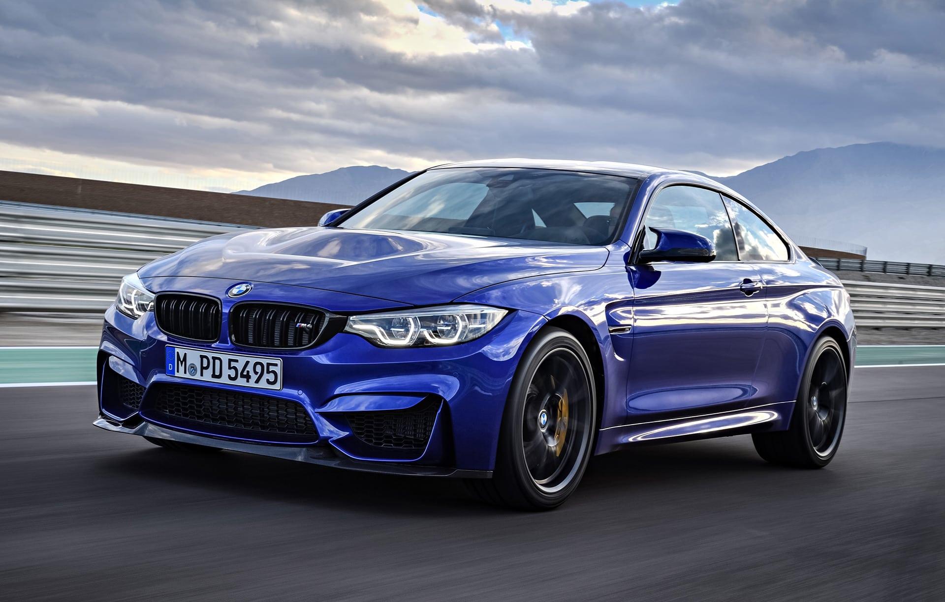 2020 BMW M4 Powertrain