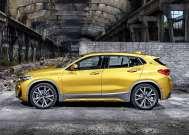 2020 BMW X2 Spy Photos