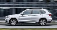 2020 BMW X5 xDrive40e Drivetrain