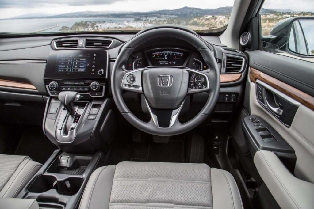 2019 Honda CR V Concept