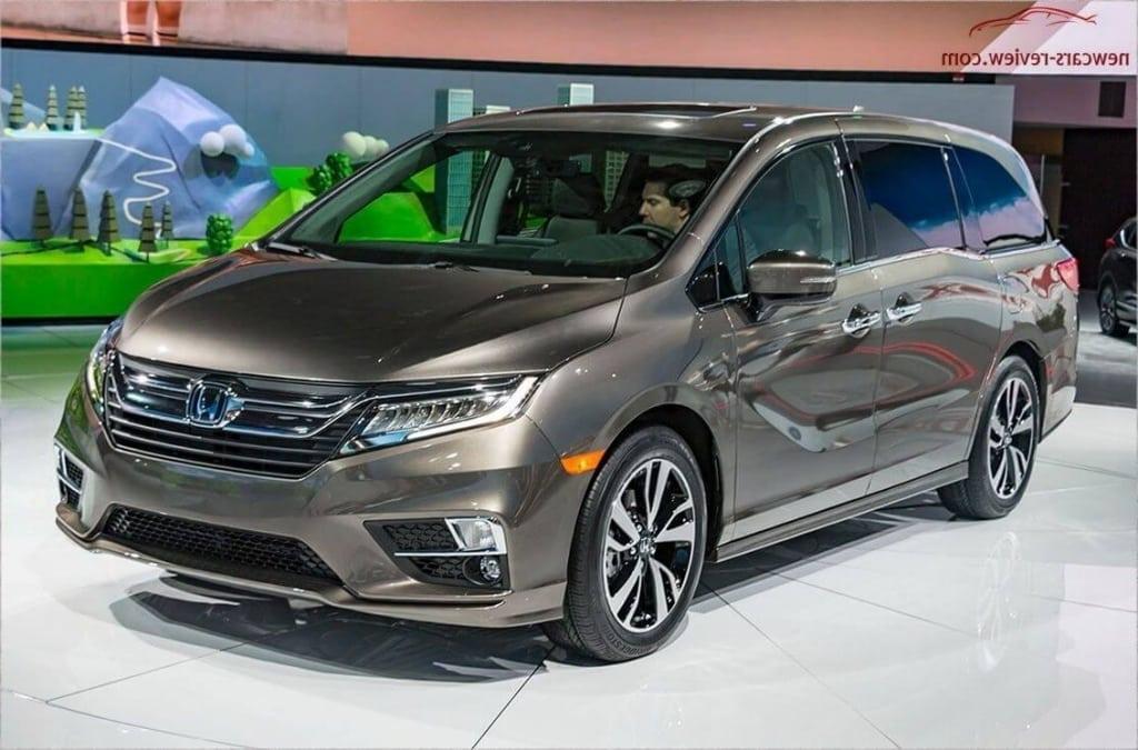 2020 Honda Odyssey Specs