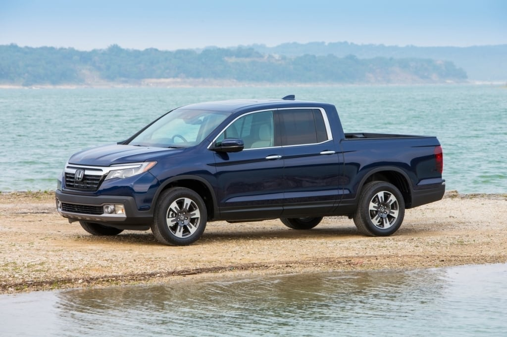 2020 Honda Ridgeline Type R Powertrain