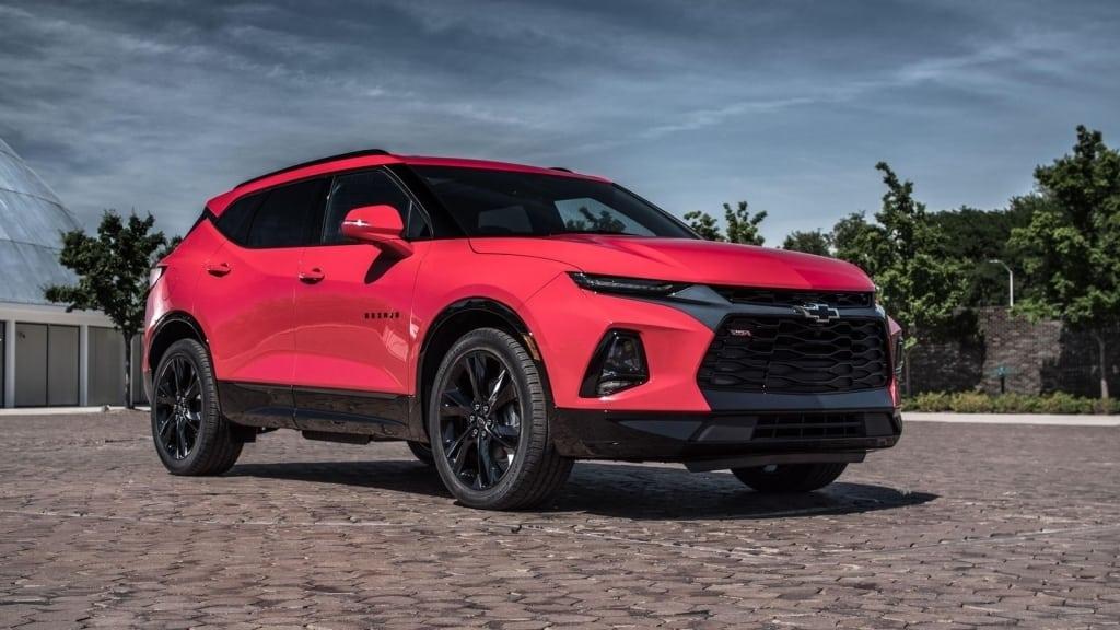 2019 Chevrolet Blazer Specs | SUV Models