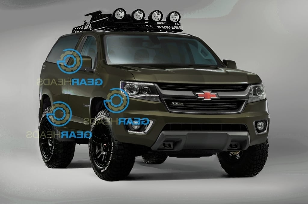 2020 Chevrolet Blazer Engine