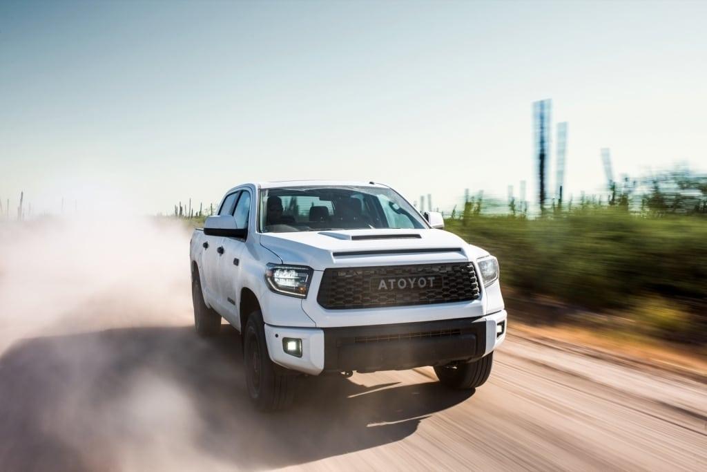 2019 Toyota Tundra Drivetrain