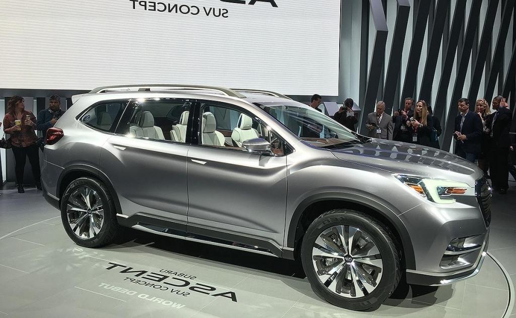 2020 Subaru Ascent Powertrain