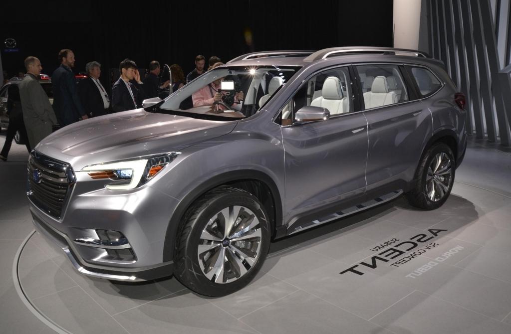 2020 Subaru Ascent Specs
