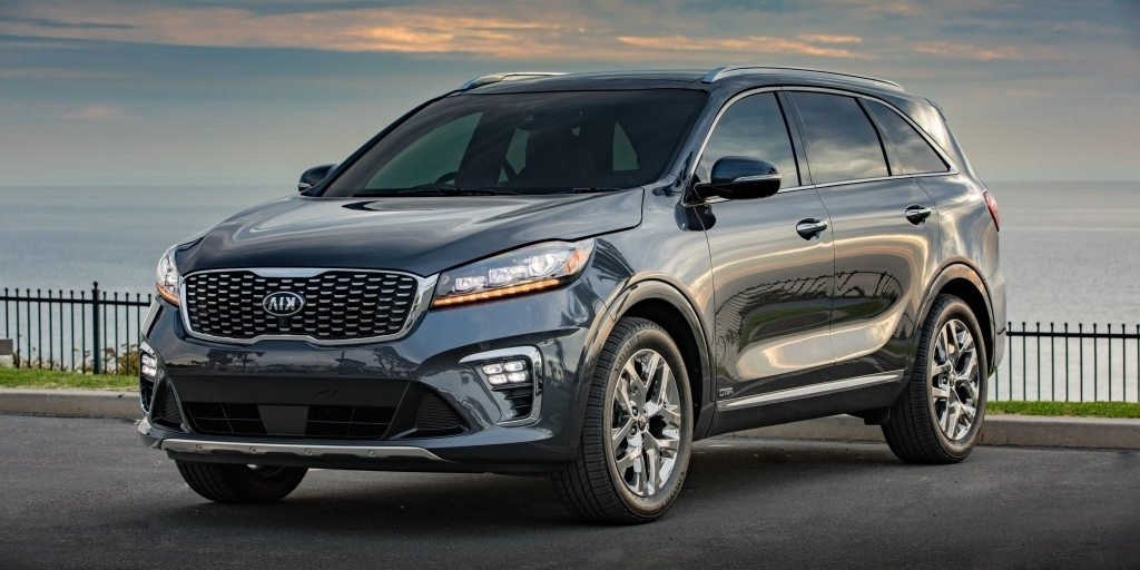 2020 Kia Sorento Wallpapers