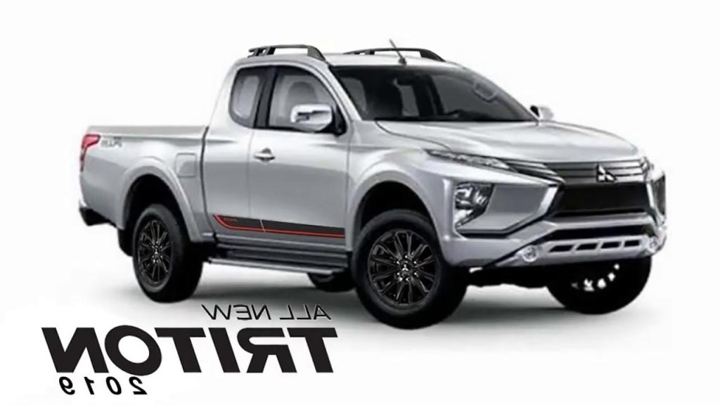 2020 Mitsubishi Triton Images