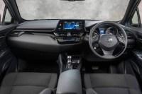 2020 Toyota Auris Spy Photos