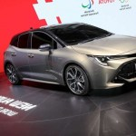 2020 Toyota Auris Wallpapers
