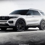 2020 Ford Explorer Release date