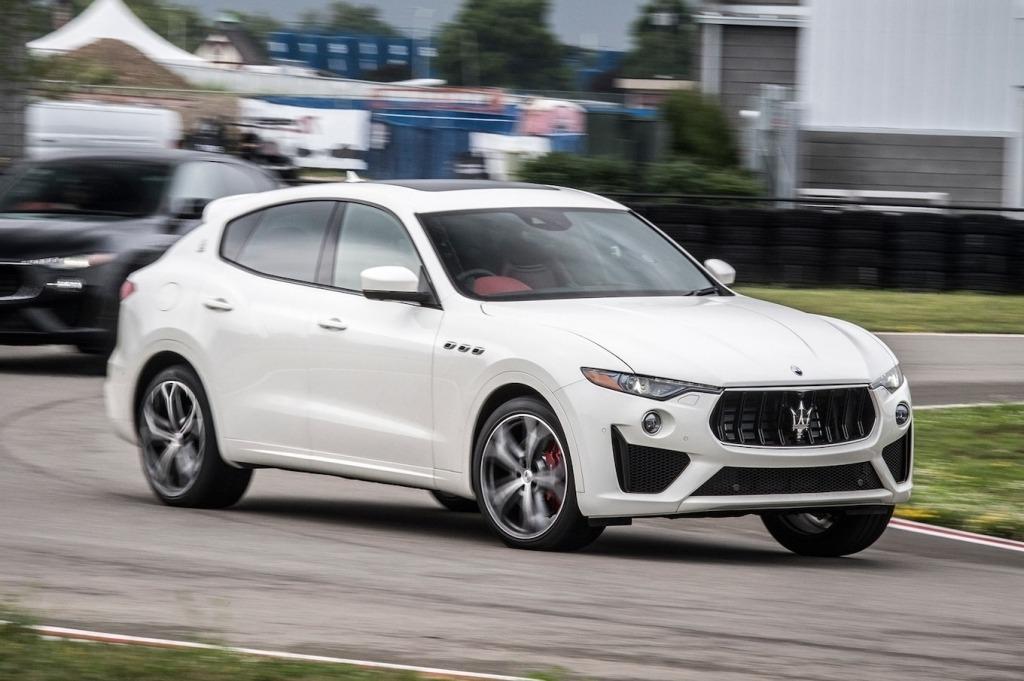 2019 Maserati Levante GTS Exterior