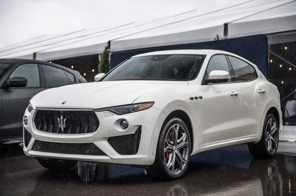 2019 Maserati Levante GTS Powertrain