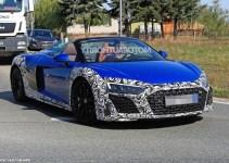 2020 Audi R8 Powertrain
