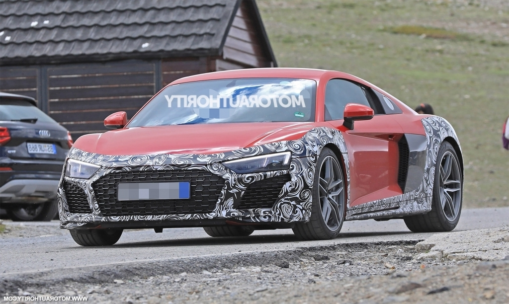 2020 Audi R8 Specs