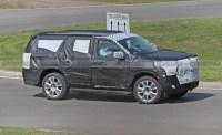 2020 Chevrolet Suburban Drivetrain