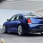 2020 Chrysler 300 Spy Photos
