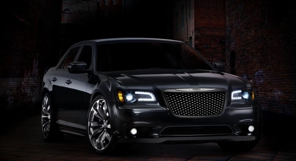 2020 Chrysler 300 Spy Shots