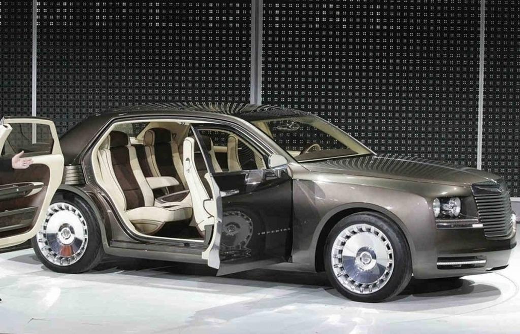 2020 Chrysler 300c Release date