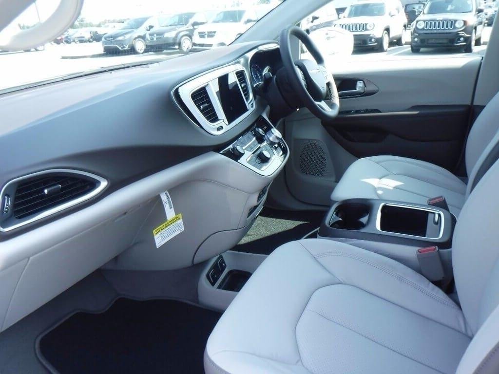2020 Chrysler Pacifica Drivetrain