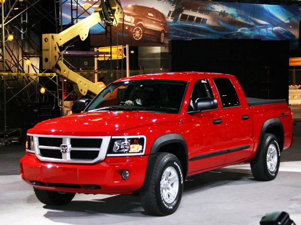 2020 Dodge Dakota Pickup Truck Spy Photos