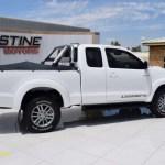 2020 Dodge Dakota Pickup Truck Wallpaper